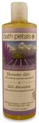 Bath Petals - French Alpine Lavender Shower Gel, 12 FL OZ U.S. / 355 ml e