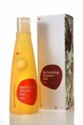 Red Water Refreshing Bath and Shower Gel with Cedar