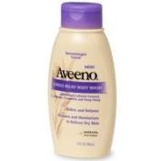 Aveeno Stress Relief Body Wash - 350ml