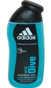 Adidas Ice Dive Shower Gel with Marine Salts, 250ml