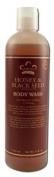 Nubian Heritage Body Wash Honey & Blackseed 380ml