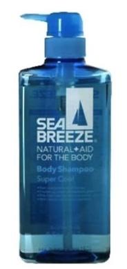 Shiseido SEA BREEZE | Body Wash | Super Cool Body Shampoo 600ml