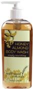 Northwest Naturals Body Wash, Honey Almond, 180ml