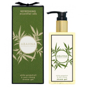 Abahna White Grapefruit & May Chang Shower Gel - 250ml