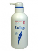 Collage D Liquid Soap 400ml | Body Wash | for Sensitive Skin, Dry Skin