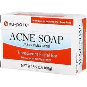 Acne Soap - Transparent Facial Bar, 100ml,