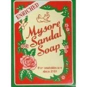 Mysore Sandalwood Enriched Sandal Soap 125g