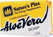 Nature's Plus - Aloe Vera Soap, 90ml boxes
