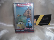Disney Cars Luigi Fillmore Guido Movie Scene Soap with Stand