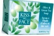 Kiss My Face Olive Oil & Green Tea Bar Soap 120 ml