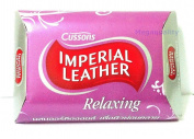 Cussons Imperial Leather Relaxing Orchid Oil Soap 75 G. Made in Thailand