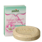 Madina Indian Hemp Vetiver Soap