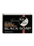 BLACK and WHITE Black Soap
