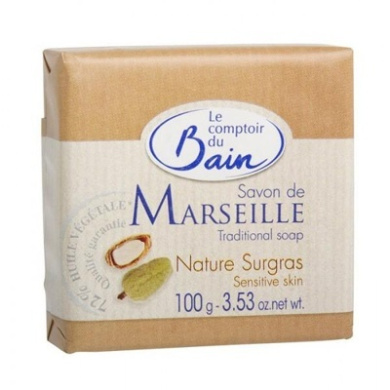 Traditional French Soap Bar - 100ml