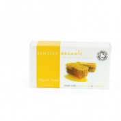 Bentley Organic Smoothing Soap Bar 150g