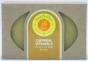 Sunfeather - Bar Soap Oatmeal Vitamin E - 130ml
