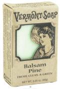 Vermont Soap Organics - Balsam Swirl 100ml Bar Soap