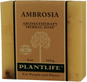Ambrosia 100% Pure & Natural Aromatherapy Herbal Soap- 120ml