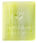 Australian made French milled Green Tea natural soap