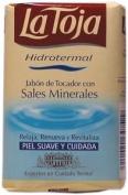 La Toja Soap by La Toja. 2 Bars of La Toja Bath Soap 130mls Each. Contains Mineral Salts.
