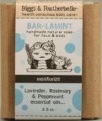 Biggs & Featherbelle Bar-Lamint Moisturise Soap -- 100ml