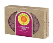 Cranberry Rose Soap - 130ml - Bar Soap