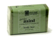 River Soap Co. GardenMint Soap Triple Milled All Vegetable 130ml