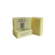 River Soap Co. Natural Bar Soap - Milk & Honey