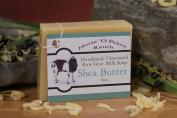 Handmade 100% Raw Goat Milk Shea Butter Soap