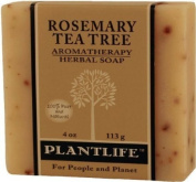 Rosemary Tea Tree 100% Pure & Natural Aromatherapy Herbal Soap- 120ml