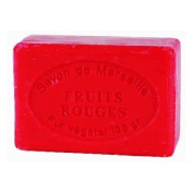 French Soap Red Fruits 100ml