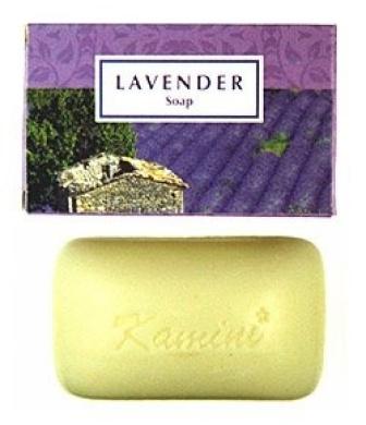Kamini Lavender Soap 100g Bar