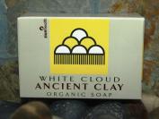 Zion Health White Cloud Ancient Clay Organic Soap 180ml