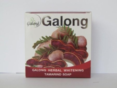 Galong Tamarind Soap / Skin Whitening Soap - Herbal Soap Soap 150 G