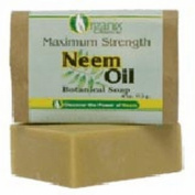Neem Oil Soap - Sweet Orange-YlangYlang - 120ml
