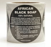 African Black Soap Labels Pack of 12