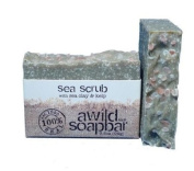 Sea Scrub Organic Bar Soap