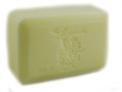 La Lavande Citron Vert Lime Soap, 250g wrapped bar, Imported from France