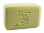La Lavande Verbena Soap, 250g wrapped bar, Imported from France