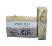 Desert Sage Organic Bar Soap