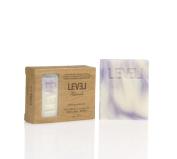 Level Naturals White Lavender 100% Pure Vegan Gluten Free Natural Soap 180ml