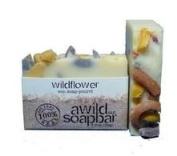 Wildflower Organic Bar Soap