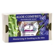 Aloe Comfrey Soap - 100ml - Bar