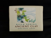 Zion Health River Spring Ancient Clay Organic Soap