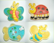 4 Cute Glycerin Soaps