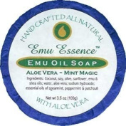 Emu Essence Emu Oil Soap Aloe Vera Mint Magic