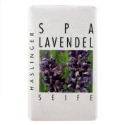 Haslinger Lavender Spa Soap 150g soap bar
