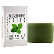 Haslinger Melissa Honey Soap 150g soap bar