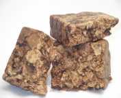 8oz. Chunk Of HandMade RAW African Black Soap From Ghana