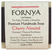 Cherry Almond Premium Handmade Soap - 150ml